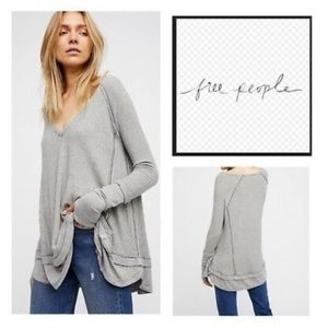 Free People We The Free l Catalina Grey Thermal